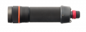 LF1400-S LED Flashlight (with red filter LF-S, wide filter LF-S and wide red filter LF-S